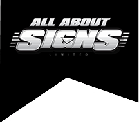 All About Signs Logo