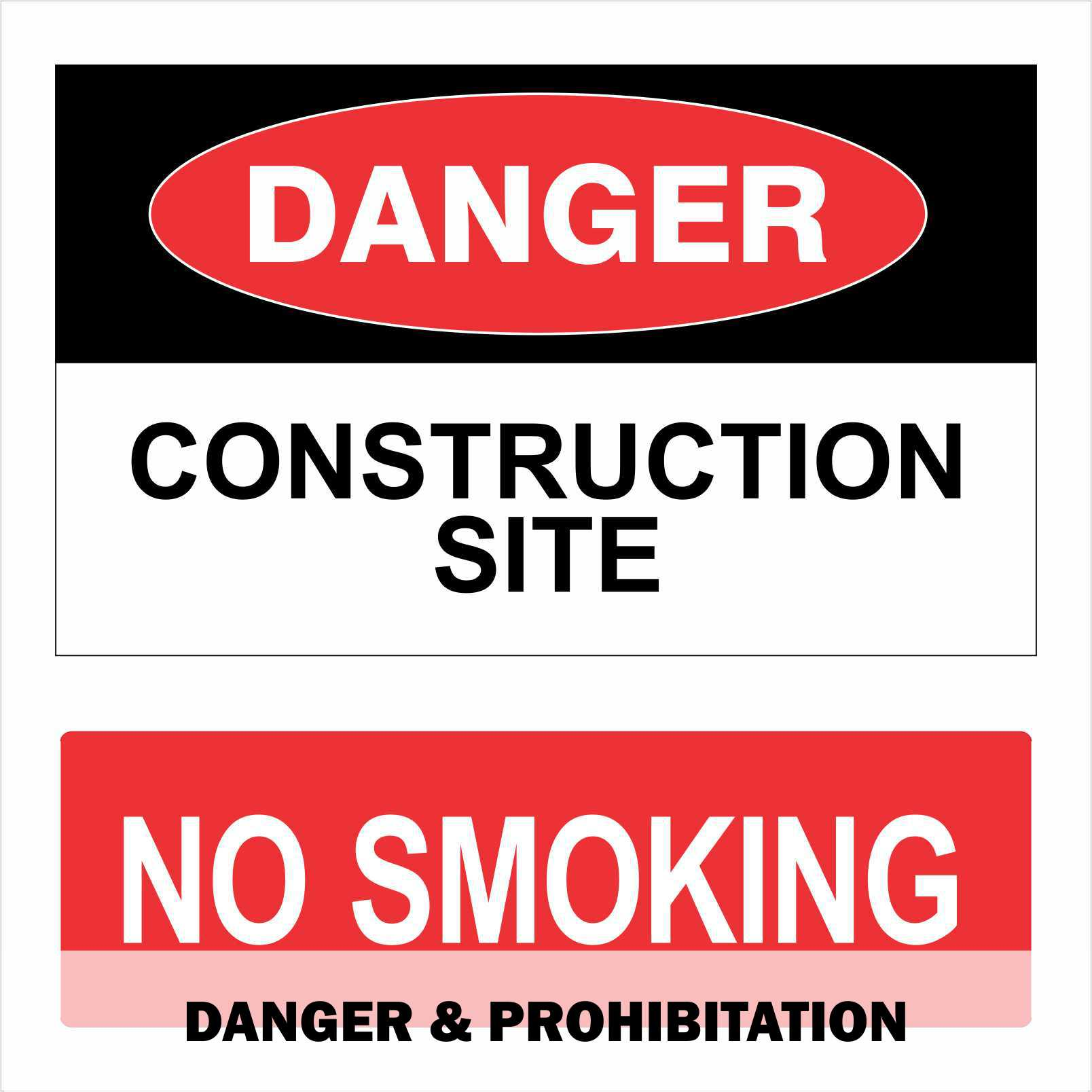 Danger & Prohibitation